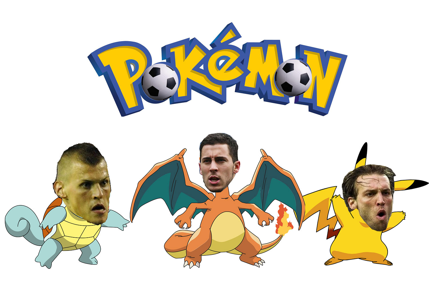 Humour: Crossover game between Pokémon and football to be released soon