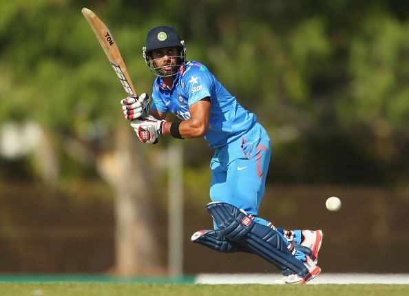Manoj Tiwary upbeat about making India's World Cup squad