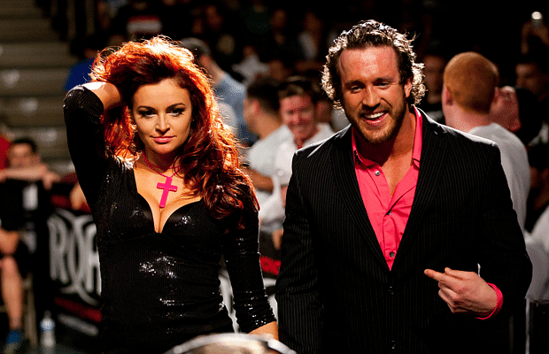 Former WWE Diva Maria Kanellis and husband Mike Bennett trying to move to TNA or Lucho Underground