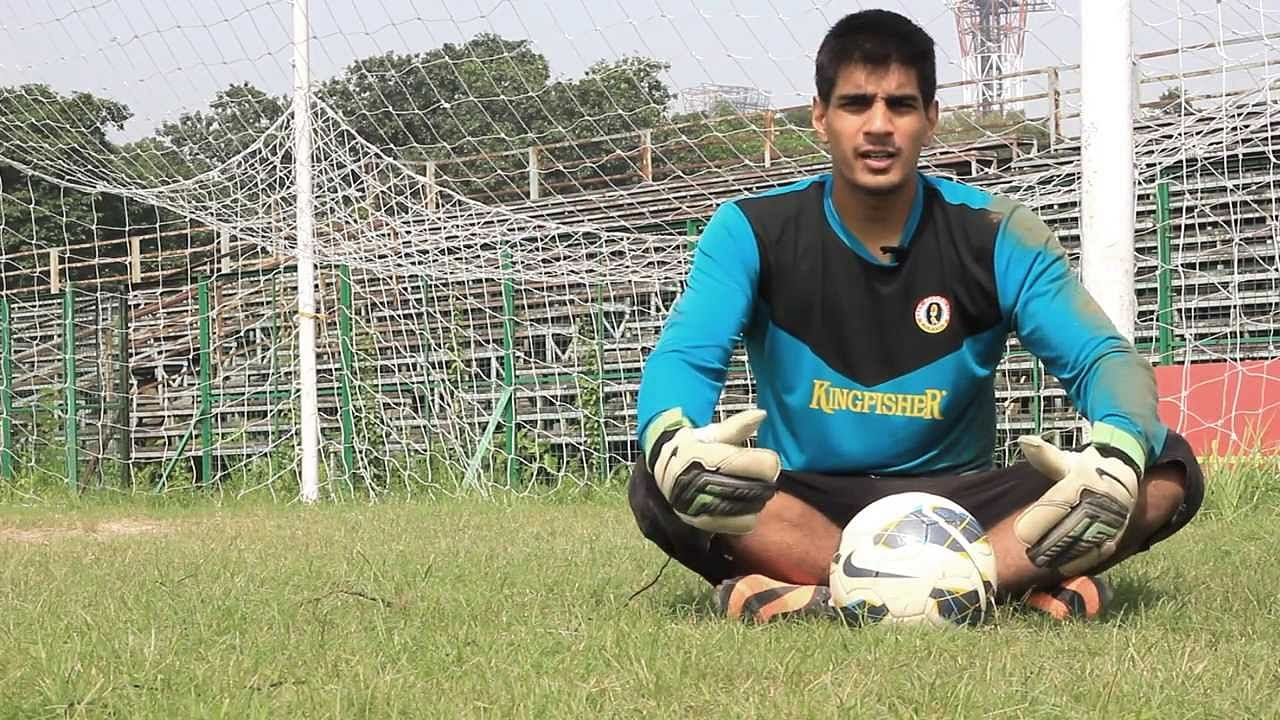 Gurpreet Singh Sandhu becomes first Indian since 1936 to play for top division European club