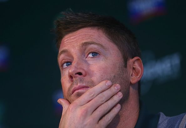 Michael Clarke powers through wet training session at SCG, on track for World Cup