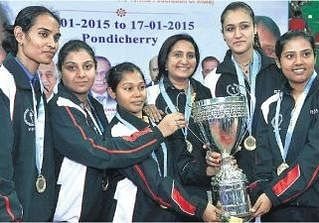 PSPB men's and women's teams win at Table Tennis Nationals