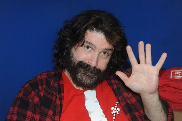 Mick Foley talks about his daughter entering Pro Wrestling