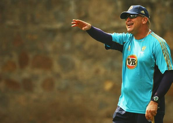 Mike Young returns as Australian fielding coach