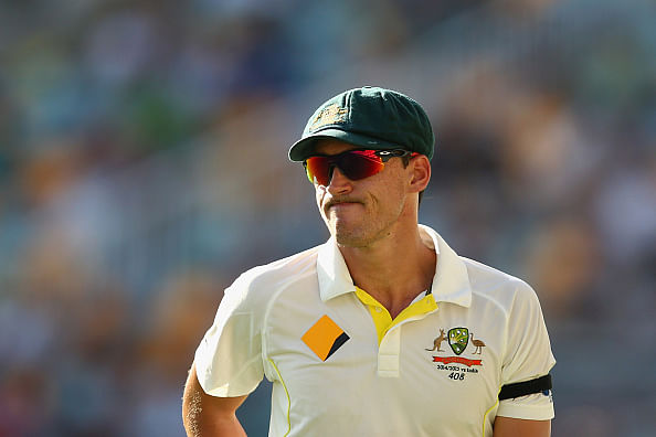 Mitchell Starc likely to replace injured Mitchell Johnson at SCG