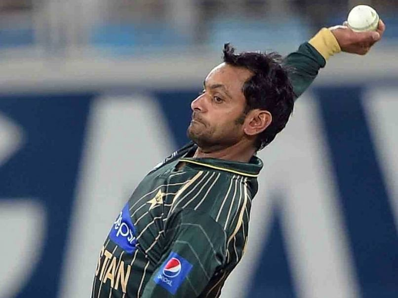 Pakistan all-rounder Mohammad Hafeez fails unofficial bowling test in Chennai
