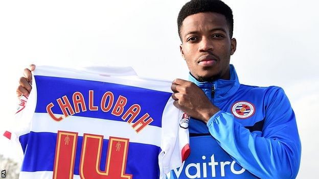 Reading sign Chelsea midfielder Nathaniel Chalobah
