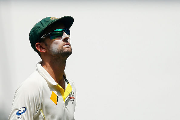 Nathan Lyon knew about World Cup squad exclusion before Test series