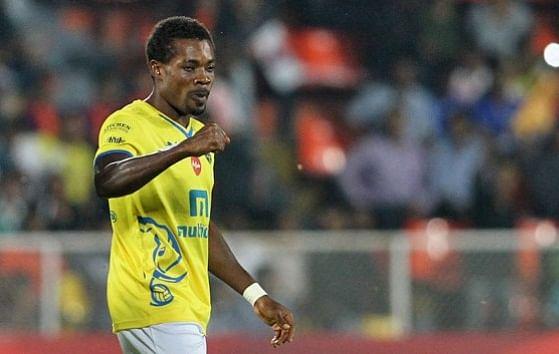 Shillong Lajong sign Kerala Blasters' Penn Orji ahead of the I-League