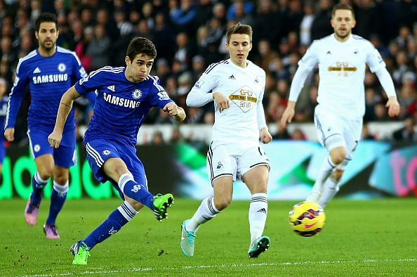 Swansea 0-5 Chelsea: Player ratings