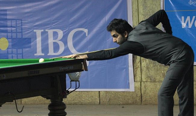 Pankaj Advani to face Varun Madan in the National Snooker Championship final