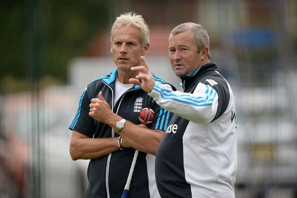Really excited by England's progress, says assistant coach Paul Farbrace