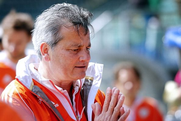 Paul van Ass announced coach of Indian men's hockey team