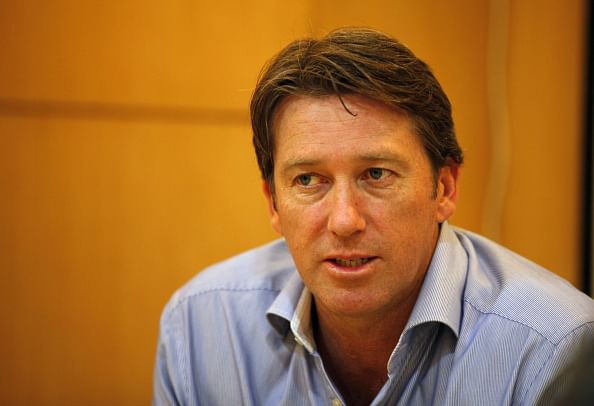 Nothing wrong with showing passion on the field: Glenn McGrath