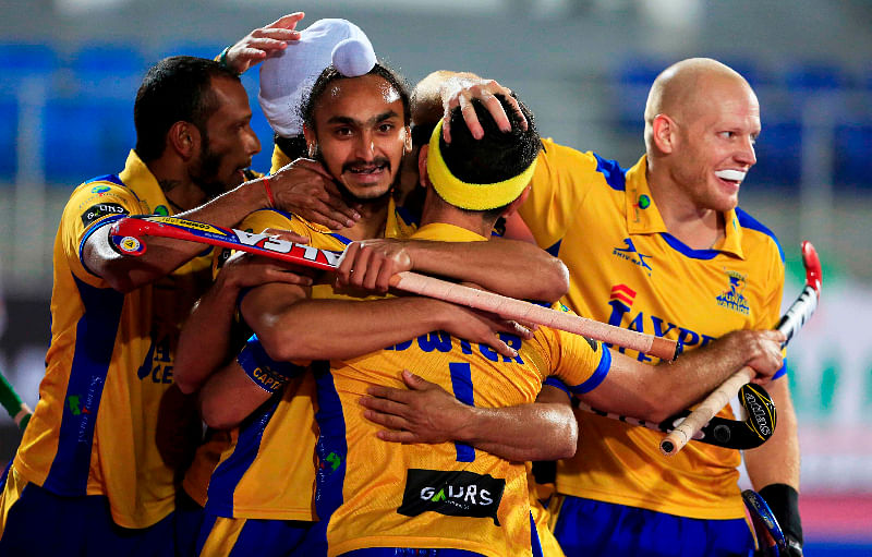 Jaap Stockman prevents UP Wizards magic as Punjab Warriors register tight victory