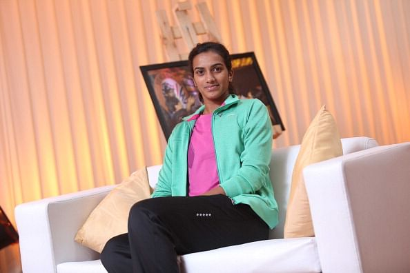 PV Sindhu left happy and surprised after being named for the Padma Shri award