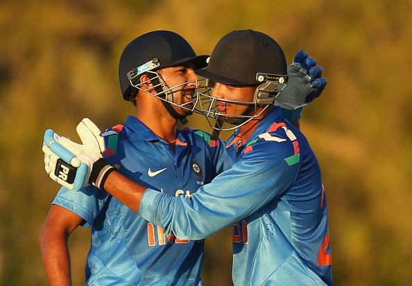 What does Rishi Dhawan need to do to play for Team India?
