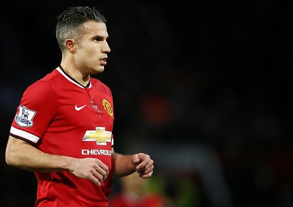 I don't know about my future at Manchester United: Robin van Persie