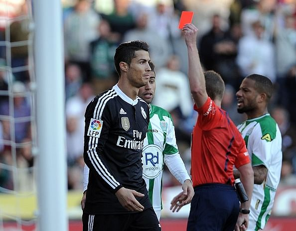 Satire: Cristiano Ronaldo reveals why he threw a punch in an open letter