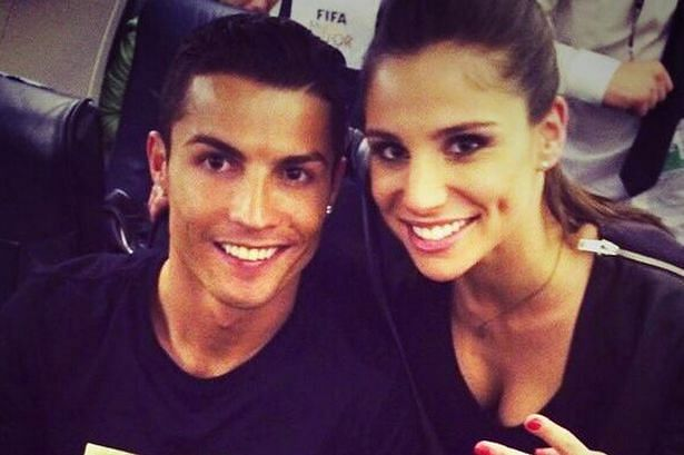 Cristiano Ronaldo rumoured to be dating Spanish TV reporter Lucia Villalon