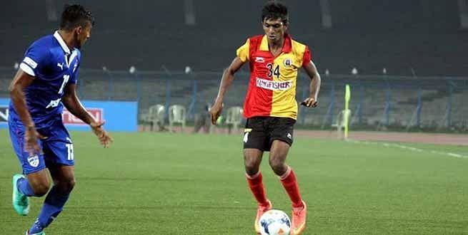 East Bengal edge past wasteful Bengaluru FC 1-0