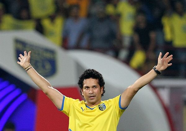 Sachin Tendulkar is a very humble man: Kerala Blasters' defender Jamie McAllister