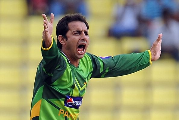 Suspended Pakistan spinner Saeed Ajmal retains Grade A contract