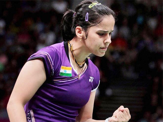 Saina Nehwal beats world champion Carolina Marin to win Syed Modi title