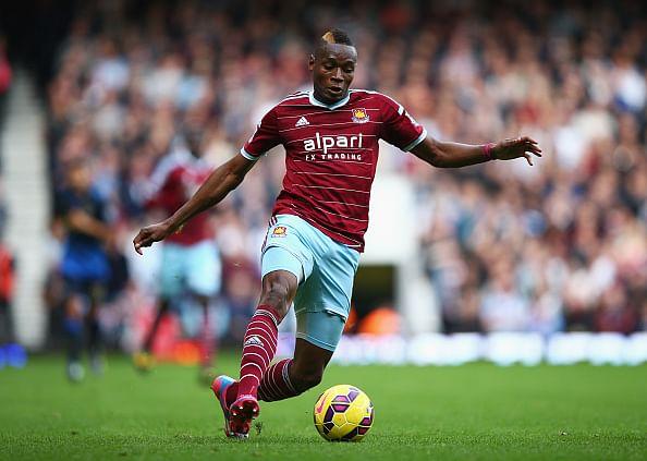 West Ham striker Diafra Sakho might face FIFA ban