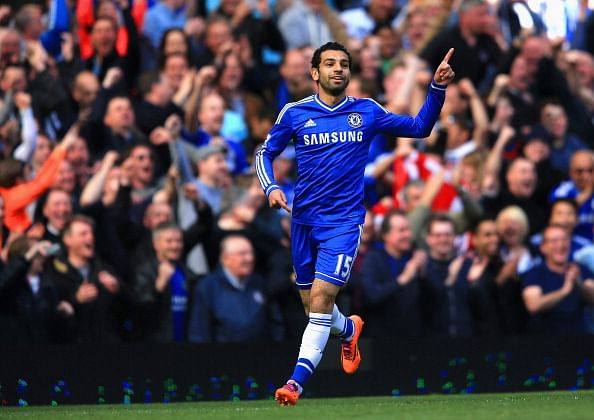 Out of favour Chelsea midfielder Mohamed Salah wanted by QPR