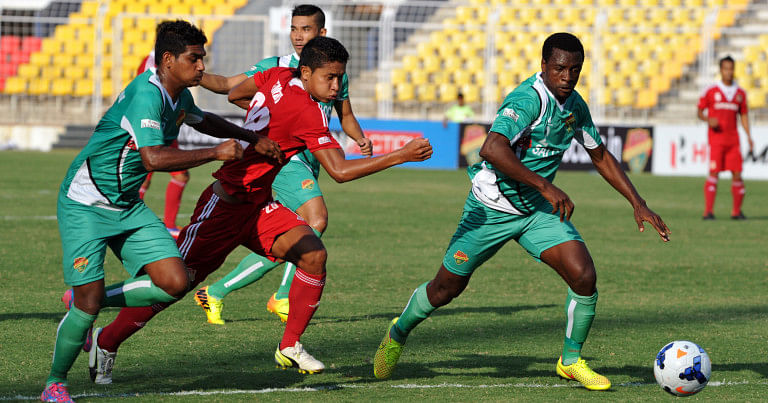 The I-League struggles after the success of the first-ever Indian Super League