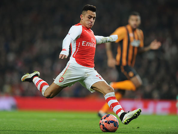 Alexis Sanchez can be one of Arsenal's greats: Thierry Henry