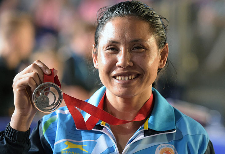 No High Court interference in boxer Sarita Devi's ban