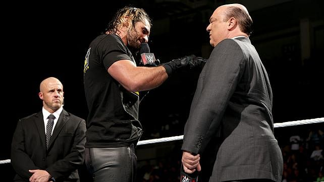 5 things that have worked in favour of the WWE World heavyweight Championship match