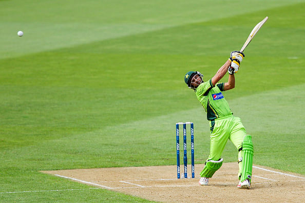 Shahid Afridi's fastest 50s: A statistical look