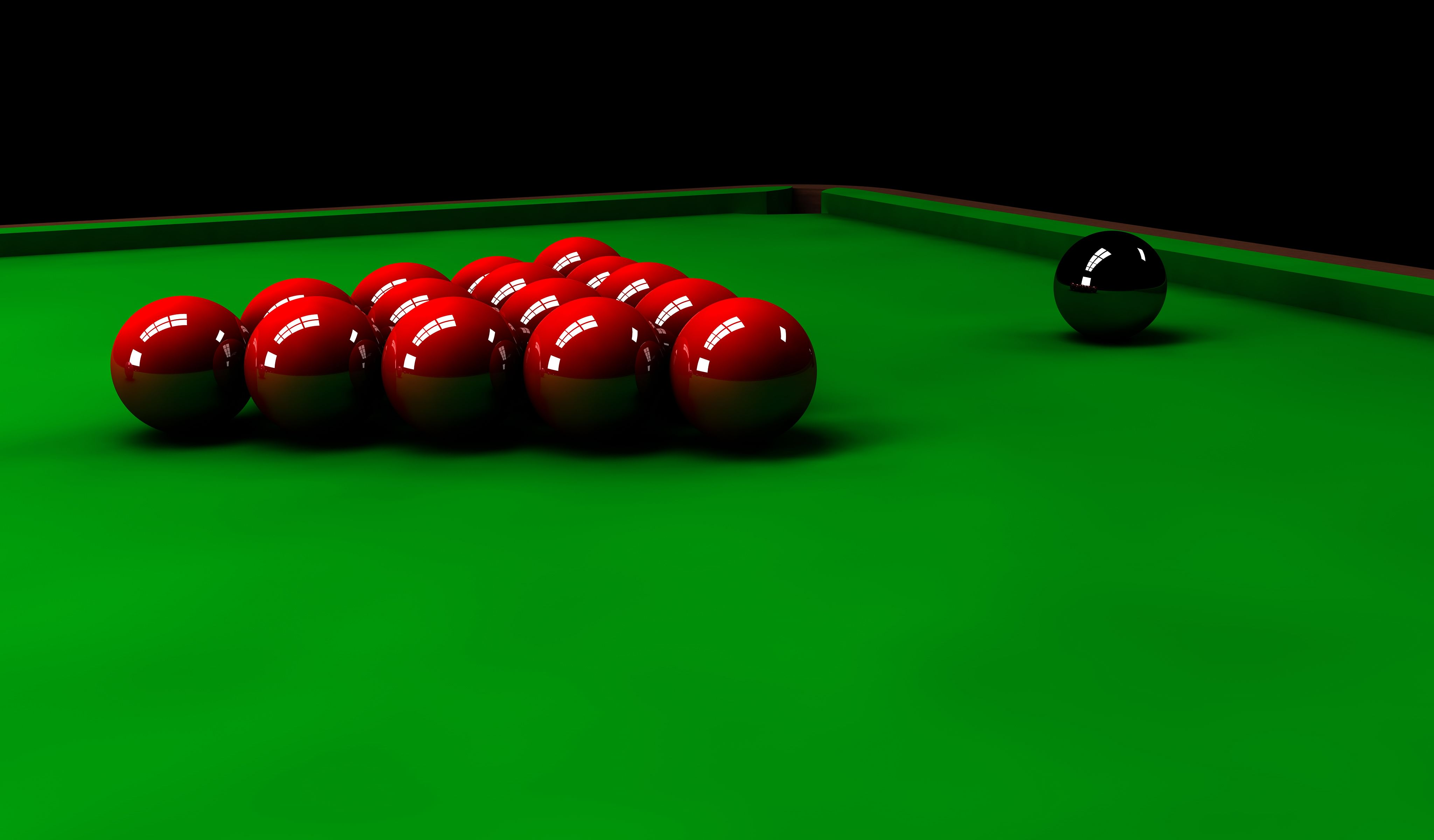 Marquee names win at the National Snooker Championship