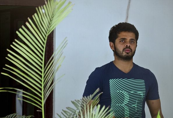 I'm sure of returning to competitive cricket: S Sreesanth