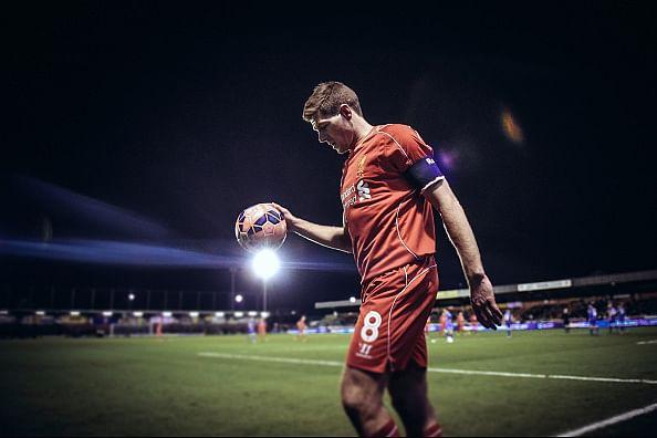 No Gerrard, more problems for Liverpool