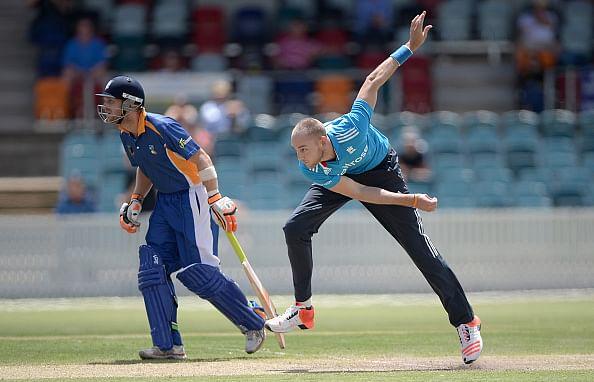 Stuart Broad praises England's batting line-up