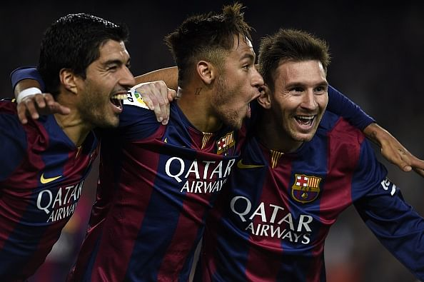 Barcelona gain morale with 3-1 win over Atletico Madrid