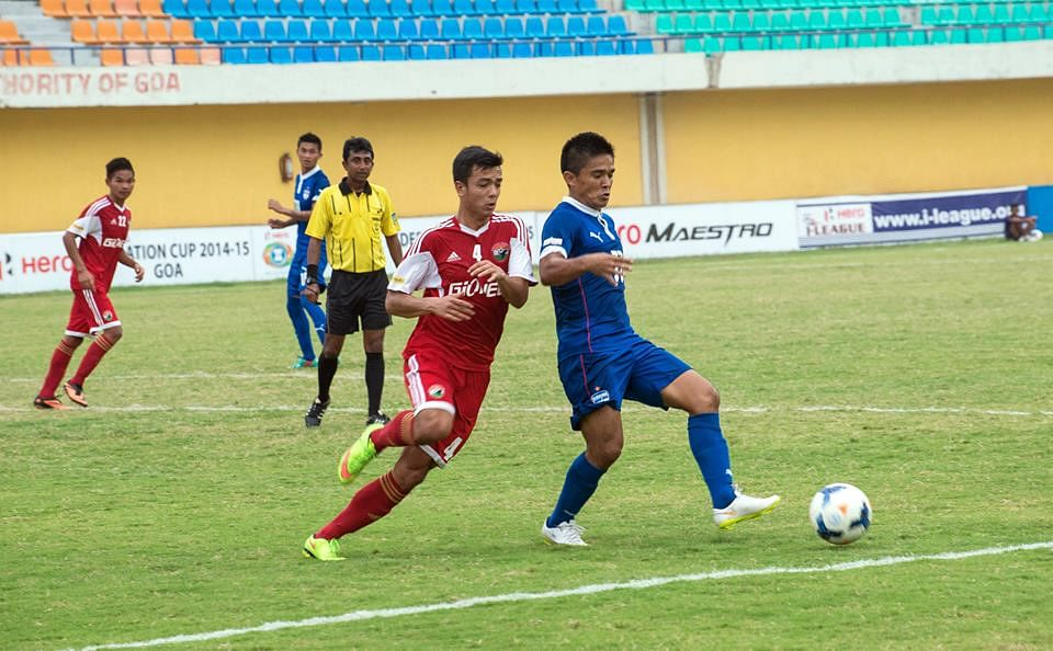 Bengaluru FC continue their impressive form with a 1-0 win over Shillong Lajong
