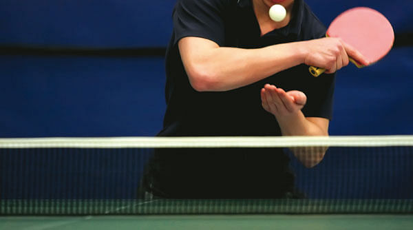 PSPB men's and women's teams storm into the semi-final of the Table Tennis Nationals