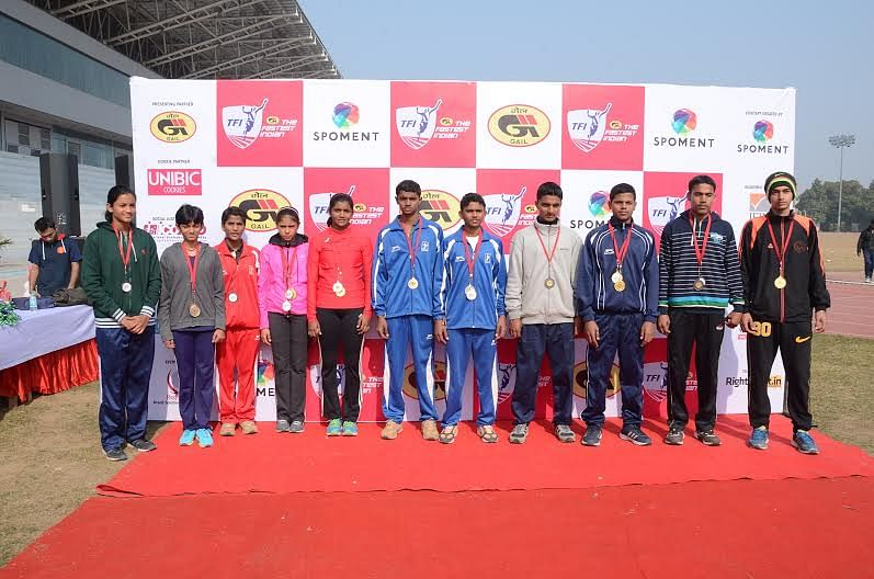 GAIL - The Fastest Indian identifies potential Olympic-level sprinters