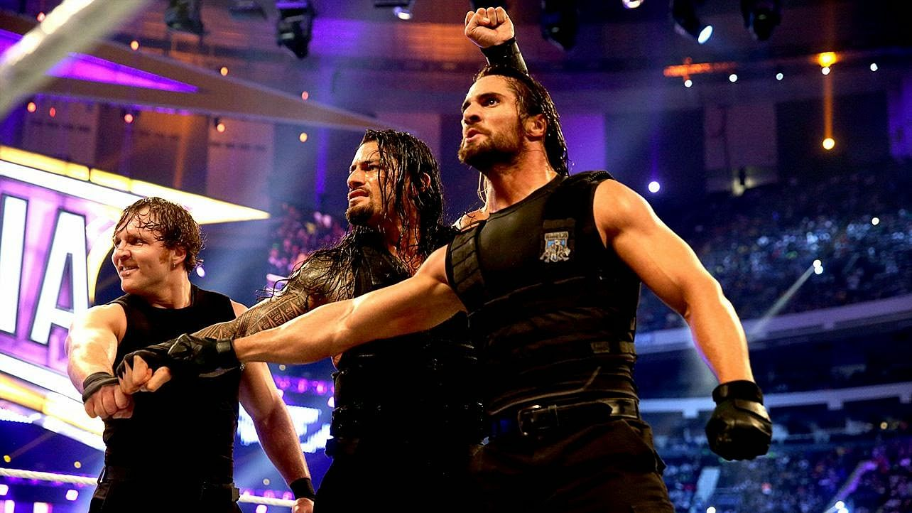Roman Reigns, Seth Rollins and Dean Ambrose should main event WrestleMania 31