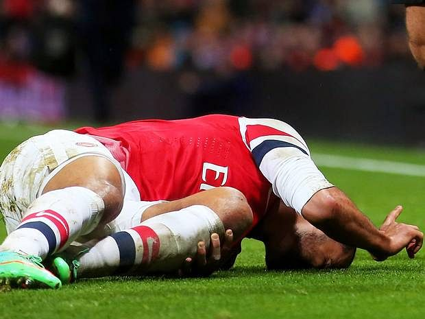 Why are Arsenal's seasons injury ridden?