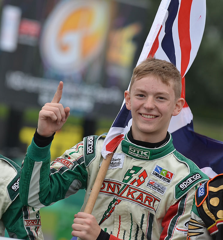 Toby Sowery clinches MRF Challenge title