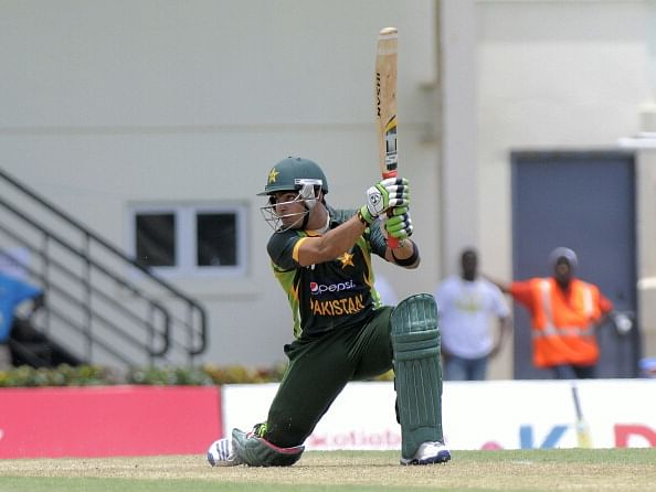 Umar Akmal confident of Pakistan's World Cup win over India