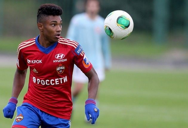 Brazilian club Internacional sign CSKA Moscow forward Vitinho on loan