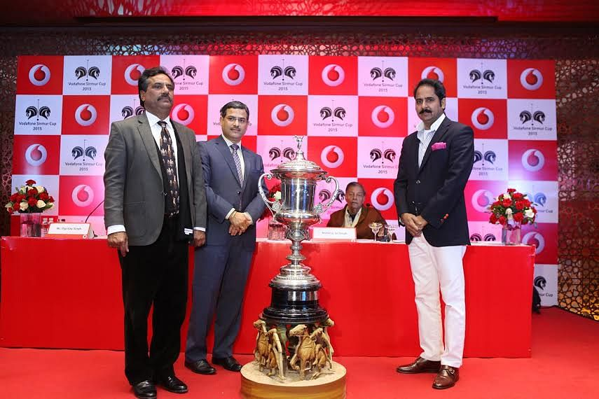2015 Vodafone Sirmur Cup all set to unfold a spectacular show of horsemanship