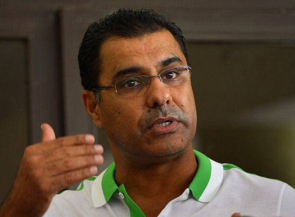 Happy Pakistan is not among favourites for the World Cup: Waqar Younis